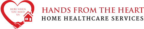 Hands From the Heart Home Healthcare Services Logo